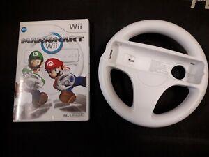 Mario Kart + Volant pour Nintendo Wii