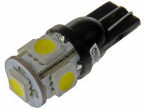 For 1990-1991 Cadillac Allante High Beam Indicator Light Bulb Dorman 77295YR