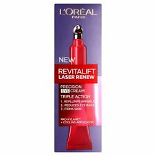 L'Oréal Paris Revitalift Laser X3 Renew Anti-Ageing Eye Cream - 15ml