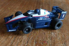 TYCO Valvoline car, 440 chassis, Tomy AFX micro HO faller