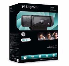 Logitech C920 HD Pro USB 1080p Webcam, HD