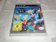 Phineas und Ferb - Quer durch die 2.Dimension (PS3)