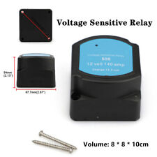 12V 140A ATV UTV Sensitive Relay Smart Battery Isolator Dual Sense Caravan Solar