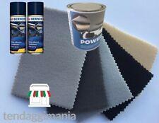 kit tessuto cielo auto rivestimento tetto sottotetto vellutino originale + Colla