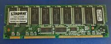KVR133X72RC3/256 KINGSTON256MB PC133 Registered ECC DIMM Ram Memory Module