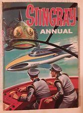 "First..#1..STINGRAY Annual 1965..Clean..#1""STINGRAY""(TV21) Annual.VG.Full Sine"