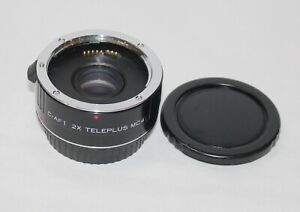 TELEPLUS 2X MC4 Tele-converter Canon EF Digital Fit