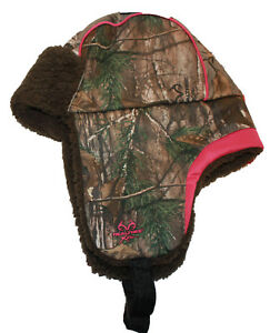 REALTREE XTRA LADIES TRAPPER HAT ONE SIZE