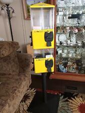 U Turn Vending Maching Candy Gumball Machine New