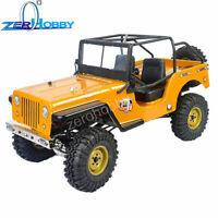 RGT EX86010-CJ 1/10 4WD Split Transmission All-terrain Off-road Rock Crawler RTR