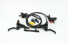 Shimano Deore BR MT520 Scheibenbremsen Vorne & Hinten MT501 Enduro FR 4 Kolben
