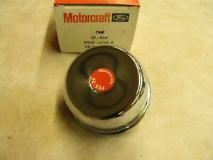 NOS 1963 - 1968 Ford Galaxie 500 XL Chrome Oil Cap 1964 1965 1966 1967