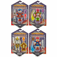 Minecraft Dungeons 3.25-Inch Action Figures *CHOOSE YOUR FAVOURITE*