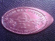 Elongated Penny Ocean Walk Shoppes Daytona Beach X28