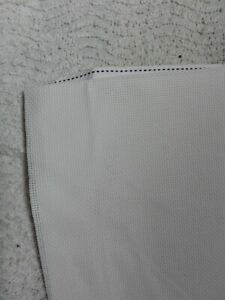 Toile Aïda 6 points / cm - écru - 110 x 50 cm
