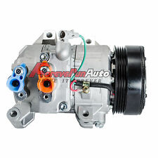 A/C Compressor with Clutch Fits Suzuki Grand Vitara 2.7L V6 2007-2008