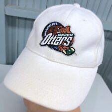 Missouri River Otters United Hockey League Strapback Baseball Cap Hat 177dc02591a3