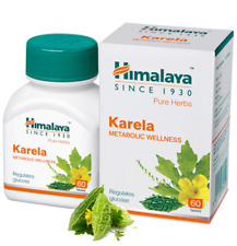 10X60 Pure Herbs Karela (600 Tab) Metabolic Wellness, For Regulates Glucose