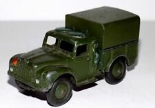 Dinky Toys No.641 Army 1 Ton Cargo Truck With Canopy/Tilt (c.1954)