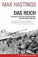 Das Reich: The March of the 2nd SS Panzer Division Through France, June 1944 (Z