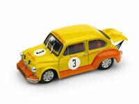 Model Car Scale 1/43 Brumm Fiat Abarth 1000 600 diecast modellcar Static