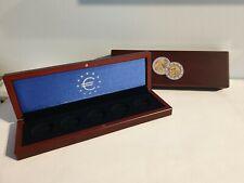 Ecrin pour 5 pièces de 2 Euros Commémorative Allemagne 2018 Helmut Schmidt