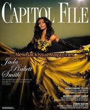 Capitol File 9/08,Jada Pinkett-Smith,September 2008,NEW