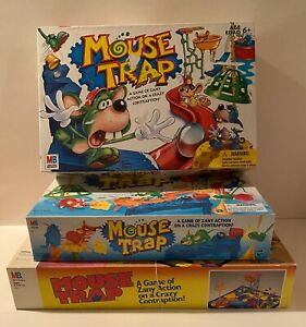 Mousetrap Game Replacement Pcs - You Choose - Multiple Years/Versions - BOGO 30%