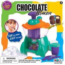 CHOCOLATE MAKER CARAMELLE CANDY MACHINE MUFFA stampa PARTY DISPENSER Giocattolo Regalo di Natale