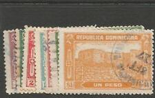 Dominican Republic SC 341-8 VFU (12chs)