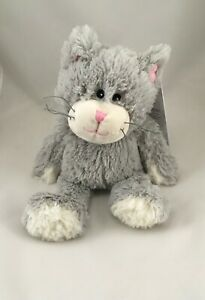 WARMIES® Greenlife Wärmeprodukt Katze grau Korn-Lavendel-Füllung 01090