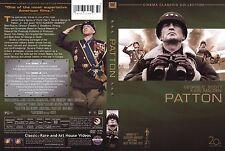Patton ~ New DVD, 2-Disc Special Edition ~ George C. Scott (1969)