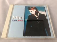 Ihda JAPAN CD OBI SORRY SORRY ESCA 6646 w/ Tracking In Stock F/S