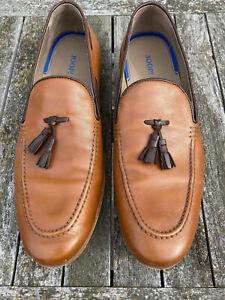 JOOP Herren-Schuhe Penny Loafer Gr.43 braun