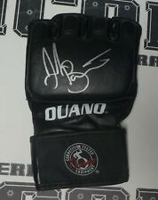 Josh Barnett Signed Official Ouano MMA Fight Glove BAS COA Pride UFC StrikeForce