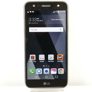 LG X Charge (Boost Mobile) 4G LTE Smartphone