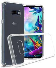 For LG G8x ThinQ / V50s ThinQ Case TPU Bumper Hybrid Slim Hard Back Phone Cover