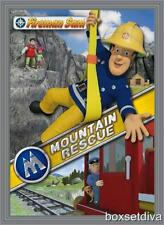 FIREMAN SAM - MOUNTAIN RESCUE  *BRAND NEW DVD *