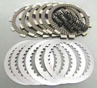 Yamaha DT 125 R RE X SM ( 1988-2007 ) Mitaka Complete Clutch Plate & Springs Kit