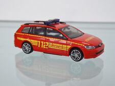 Rietze 53306 - 1:87 - VW GOLF 7 variante FW Bad Soden A.TAUNUS -