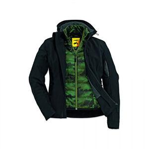 Ducati Spidi Scrambler Outdoor Women's Jacket Black Camouflage Lady New