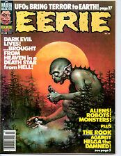 Eerie Anthology Magazine Of Contemporary Fantasy Horror Comic Strip Issue N0 91