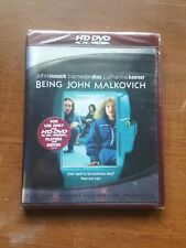 New ListingHd Dvd Cameron Diaz ~ John Cusack Being John Malkovich Video New~Sealed