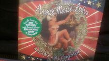 Annie Marie Lewis A Rock N' Roll Christmas CD (Danny B. Harey)Santa Rudolph Noel