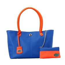Florida Gators The Pamela Handbag with Aztec Necklace and Earrings