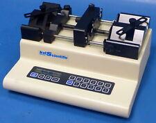 Kd Scientific Nanoliter 4 Syringe Pushpull Pump Kds 260 78 0262v 1197t20