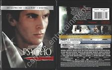 American Psycho (Includes 4K Ultra HD + Blu-ray, 2000, Uncut Version)