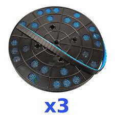 3x 6KG 18KG Rolle Klebegewichte SCHWARZ Auswuchtgewichte Riegel 5g*1200 5g