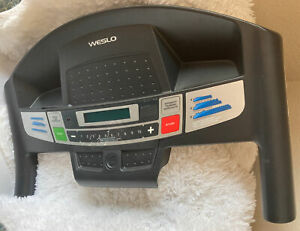 Weslo cadence G 5.9 Treadmill Entire Display Console Assembly Parts Replacement