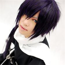 Hakuouki Hajime Saito cosplay wig uk
